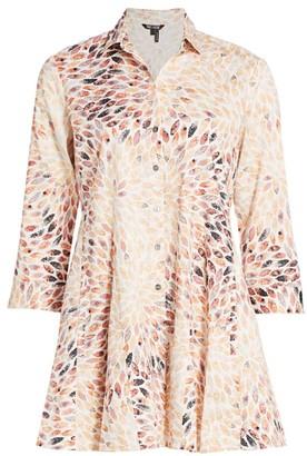 Nic+Zoe, Petites Petite Morning Burst Shirt Jacket