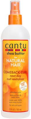 Cantu Shea Butter for Natural Hair Comeback Curl Next Day Curl Revitalizer 355ml