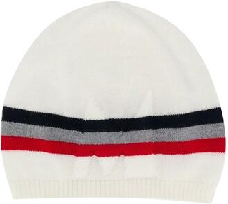 Moncler Enfant Stripe-Detail Hat