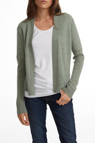 White + Warren Cashmere Slim Cardigan
