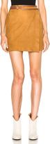 Derek Lam 10 Crosby Wrap Skirt