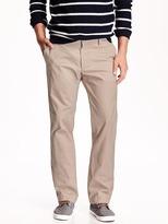 Old Navy Classic Straight-Leg Khakis for Men
