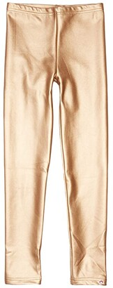 Appaman Kids Leggings (Toddler/Little Kids/Big Kids) (Gold) Girl's Casual Pants