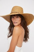 Ale By Alessandra Palapa Straw Hat by 'ale by Alessandra at Free People