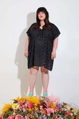 Dune Tamara Malas Dress in Black Size 18-22