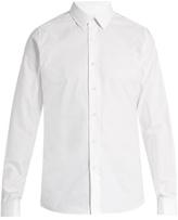 Valentino Double-cuff oxford shirt