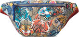 Gucci Children's GG animal faces belt bag