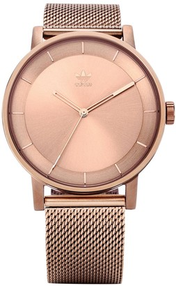 adidas Women's Analogue Quartz Watch with Stainless Steel Strap Z04-897-00