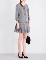Claudie Pierlot Randy gingham dress