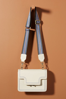 Sondra Roberts Diana Crossbody Bag By in White Size ALL