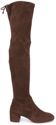 Stuart Weitzman Odene over the knee boots
