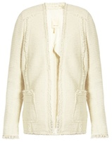 Rebecca Taylor Sparkle stretch-tweed blazer