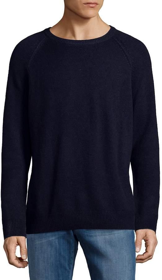 Vince Men's Raglan Crewneck Sweater