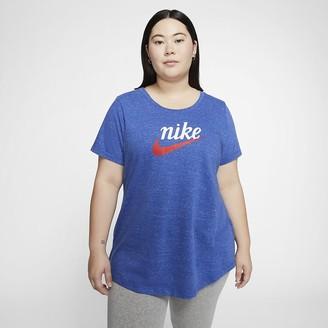 Nike Women's T-Shirt (Plus Size Sportswear