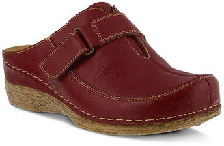 Spring Step Womens Aphylla Mules Closed Toe