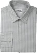 Calvin Klein Men's Regular Fit Graphic Check