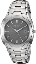 Citizen BM6010-55A Eco-Drive Stainless Steel Watch
