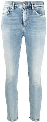 IRO Selka mid-rise skinny jeans
