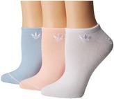 adidas Originals Superlite No Show Sock 3-Pack Women's No Show Socks Shoes