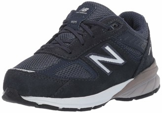 New Balance Kid's Made 990 V5 Lace-Up Sneaker