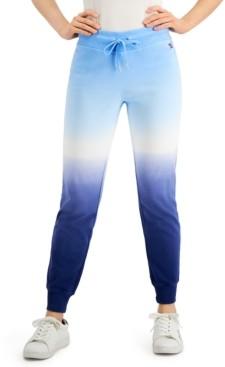 Tommy Hilfiger Cotton Ombre Jogger Pants