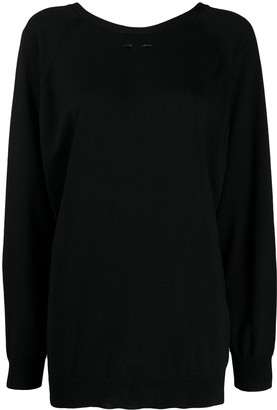 Barbara Bui Round Neck Jumper
