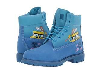 Timberland SpongeBob Squarepants 6 Premium Waterproof Boot