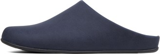 FitFlop Shove Mens Leather Mule Slippers