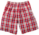 Mulberribush Plaid Short (Toddler Boys)