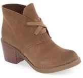 Sbicca Women's 'Terrafina' Block Heel Chukka Boot