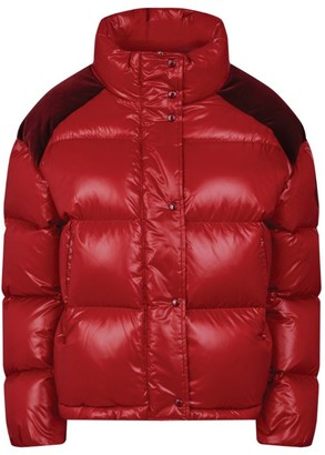 Moncler Chouette Padded Down Jacket