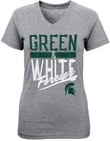 Palladium Girls 4-6x Michigan State Spartans Tee