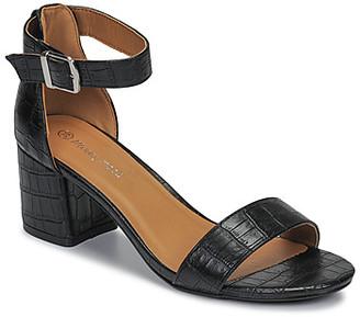 Moony Mood MAYA women's Sandals in Black