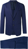 Tagliatore two piece suit - men - Cupro/Virgin Wool - 46