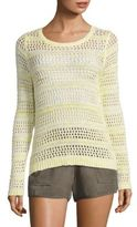 Soft Joie Joie Akemi Crochet Sweater