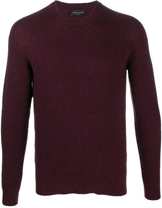Roberto Collina Crew Neck Sweater