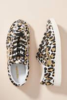 Tretorn Leopard Sneakers