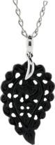 Tamara Comolli Small Carved Black Onyx India Pendant