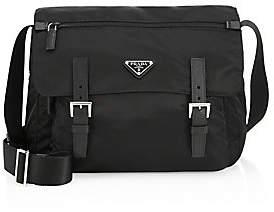 Prada Women's Vela Messenger Bag