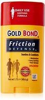 Gold Bond Friction Defense Stick Unscented, Unscented 1.75 oz (Pack of 4)
