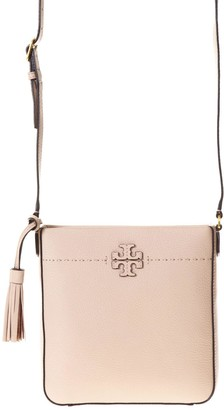 Tory Burch Sand Mcgraw Swing Pack In Leather