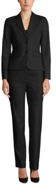 Jones New York Notched-Lapel Blazer