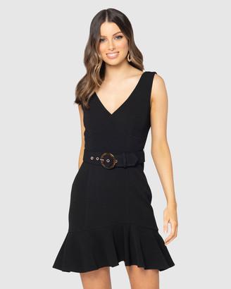 Pilgrim Gia V-Neck Dress
