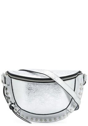 Isabel Marant Stud-Trim Shoulder Bag