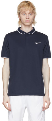 Nike Navy Dri-FIT Polo