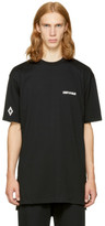Marcelo Burlon County of Milan Black Milla T-shirt