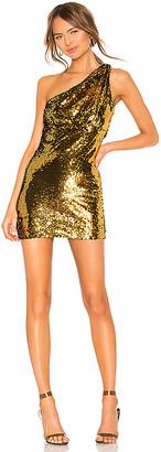 superdown Belle One Shoulder Mini Dress