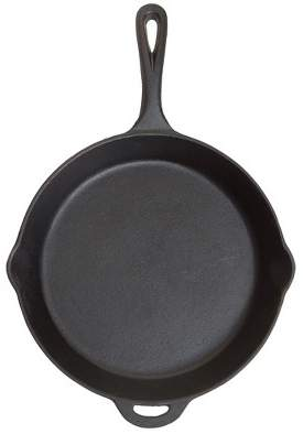 "Camp Chef 12"" Cast Iron Skillet - Black"