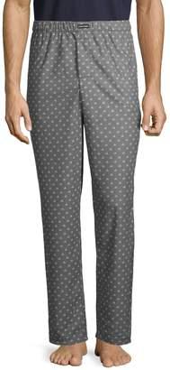 Calvin Klein Printed Logo Sleep Pants