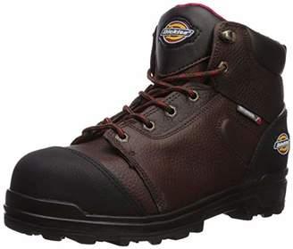 """Dickies Men's Tanyard 6"""" Steel Toe EH Waterproof Industrial Boot"""